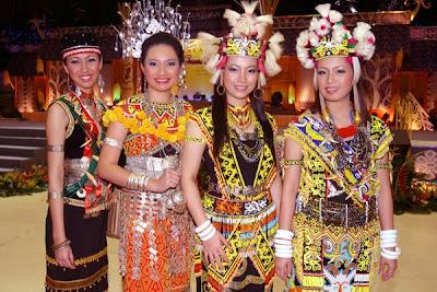 Gawai Dayak Festival Sarawak 2015