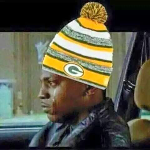 Packers Crying