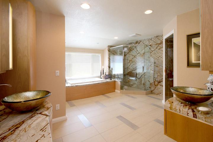K.C. Customs & Remodeling, Inc.: W. Master Bathroom Addition