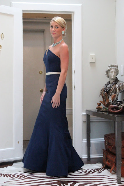 The Factory Trumpet Gown