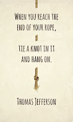 Hang in There, Wont You
