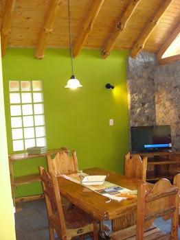 Living Comedor - Cabaña 2