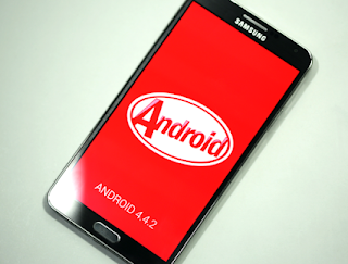 samsung update android KitKat