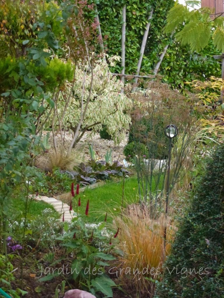 Le jardin des grandes vignes octobre 2015 for Jardin octobre 2015