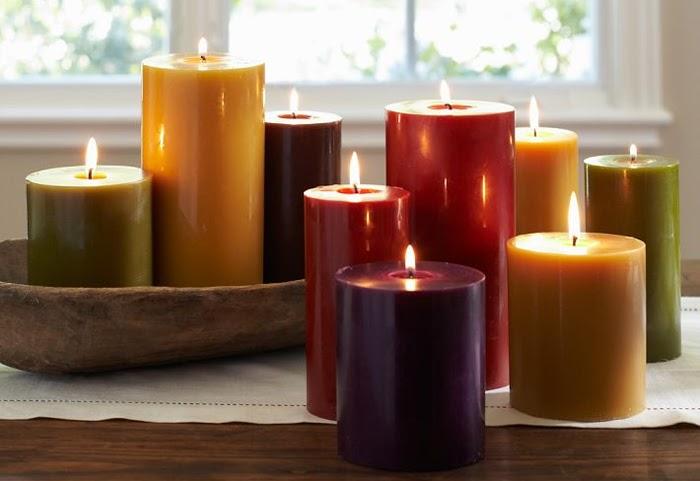Olhar de formiguinha velas para aquecer - Velas decorativas ...