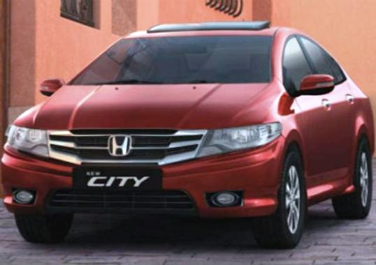 Harga All New Honda City 2012 Terbaru dan Spesifikasi