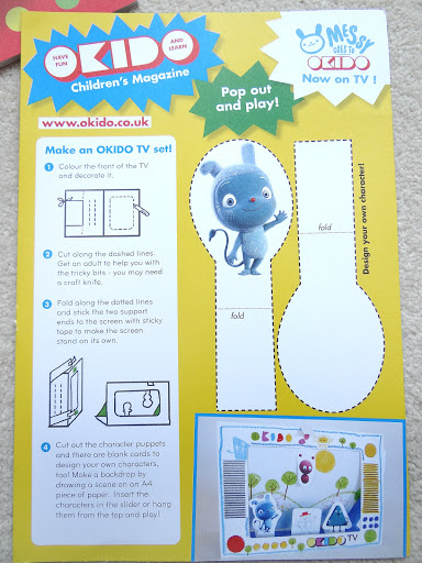 science magazine for kids, OKIDO Magazine, CBeebies OKIDO