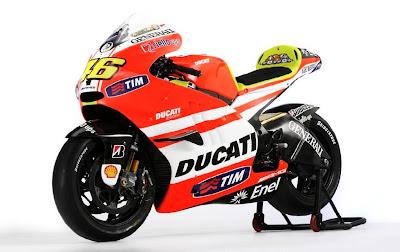 2011 Ducati Desmosedici Pictures