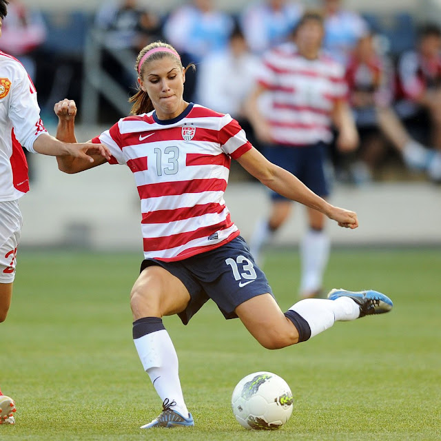 Happy Birthday Alex Morgan - Beauty of USA National Team Striker