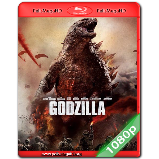 GODZILLA (2014) BLURAY 1080P HD MKV ESPAÑOL LATINO