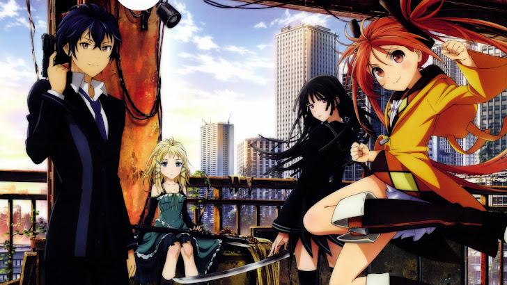 Black Bullet Anime 11