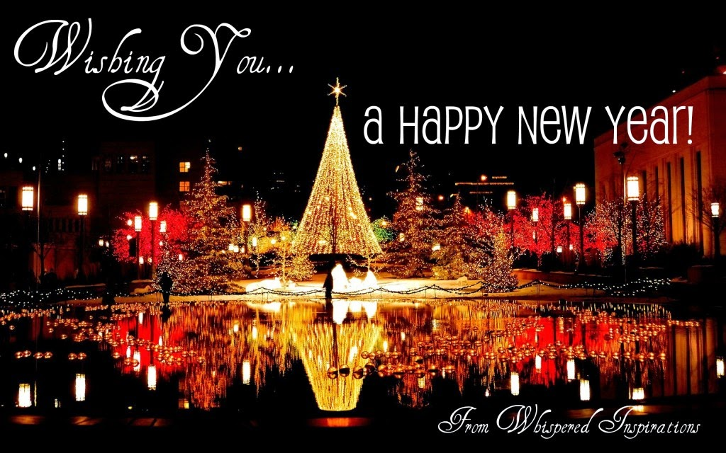 Happy New Year Greeting Graphic Collection