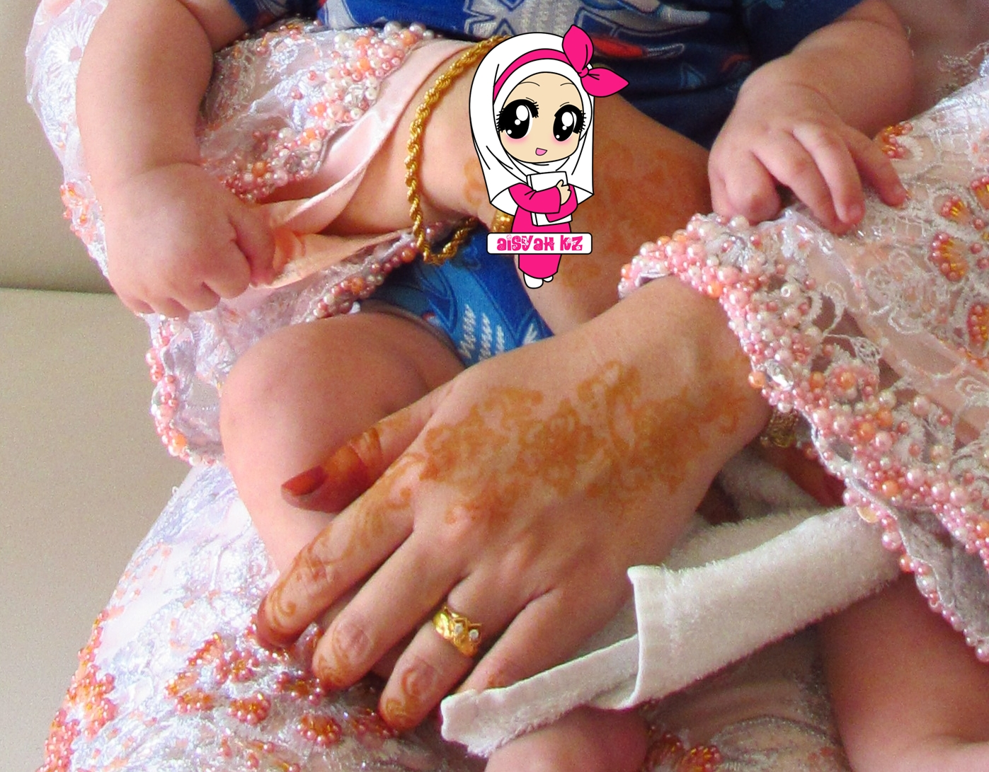 Ceritera Cinta Puan Aisyah KZ Review Kahwin 6 Henna Tak Menjadi