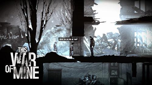Solidariedade no mundo dos games: Lucro do DLC de This War of Mine será doado para instituição de caridade