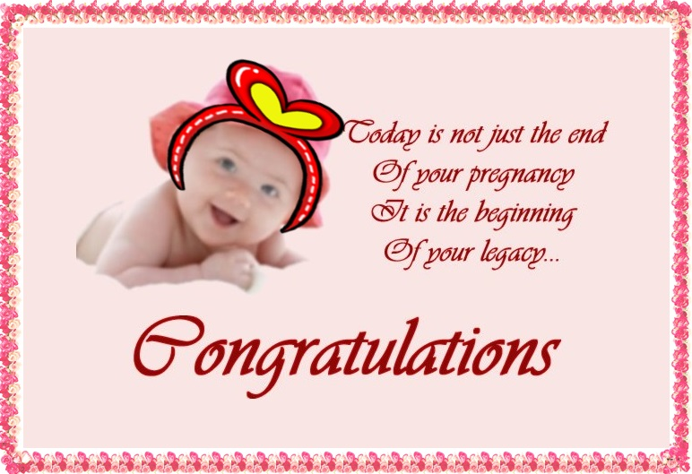 Welcome Baby Quotes For Newborn Congratulation Messages