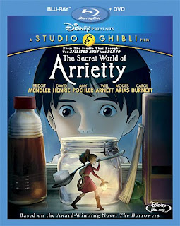The Secret World of Arrietty (2010) BluRay 720p 550MB