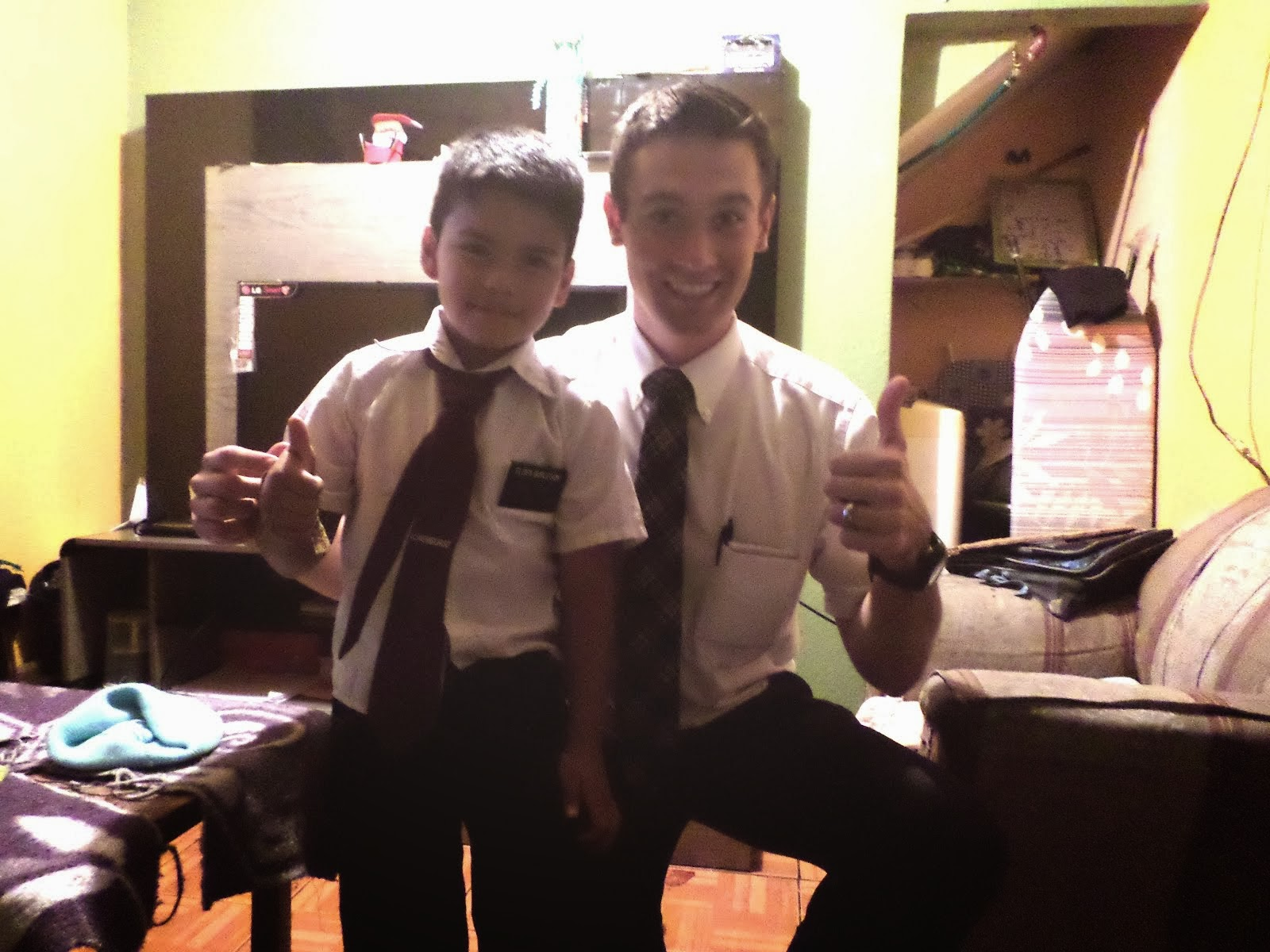 Jr. Missionary in Ecuador