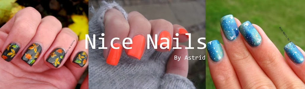 Nice Nails by Astrid
