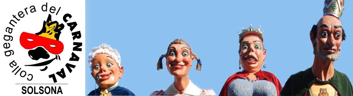 Colla Gegantera del Carnaval de Solsona