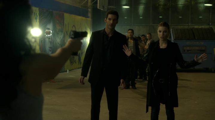 Lucifer S01E05 | HDTV 720p x265 | Inglés
