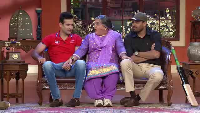 Comedy Nights With Kapil (IRFAN,YOUSUF) 19th July 2014 WEBHD 480p 250mb