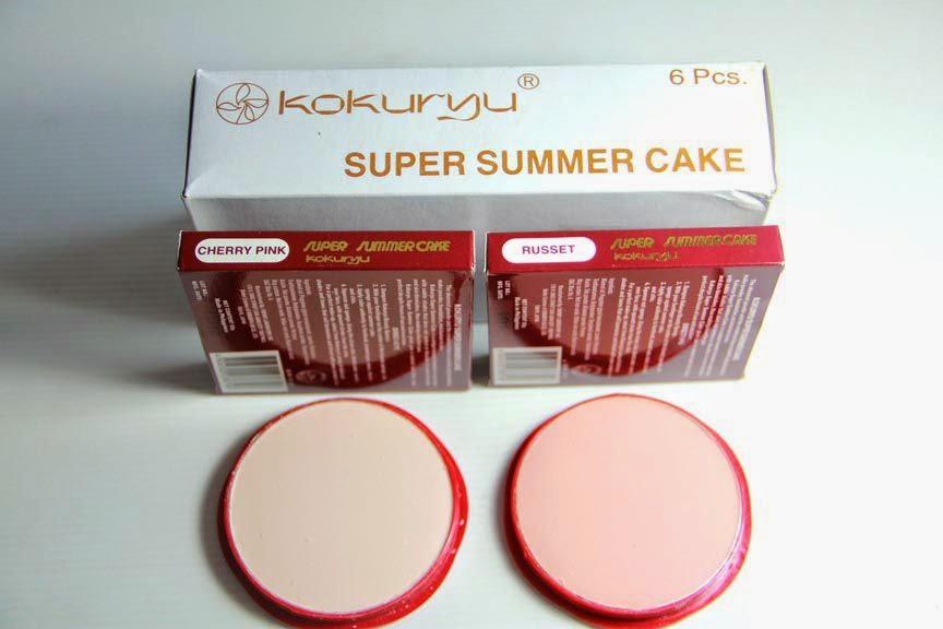 Bedak Arab Kokuryu Super Summer Cake