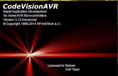 CodeVisonAVR v3.12 Full mới nhất