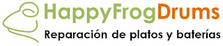 Logo de HappyFrogDrums