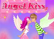 juegos de besos angel kiss