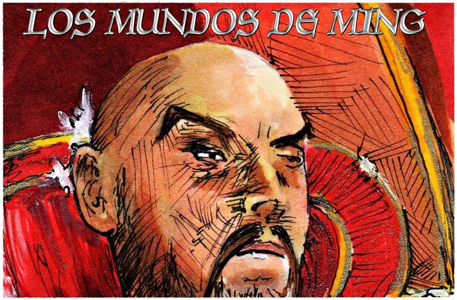 Los Mundos de Ming