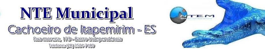 NTE MUNICIPAL - CACHOEIRO DE ITAPEMIRIM/ES