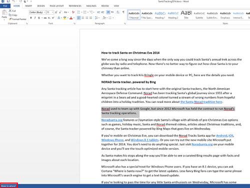 Copy và move văn bản MS Word bằng phím F2 1