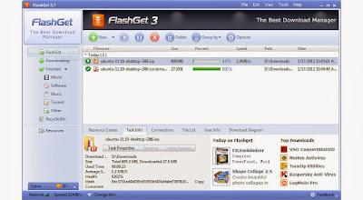 Latest Version - FlashGet v3.7