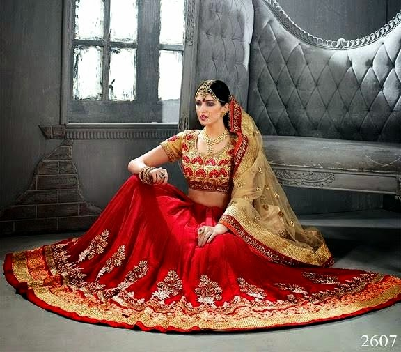 Elite Trend of Lehnga Saree For Parties