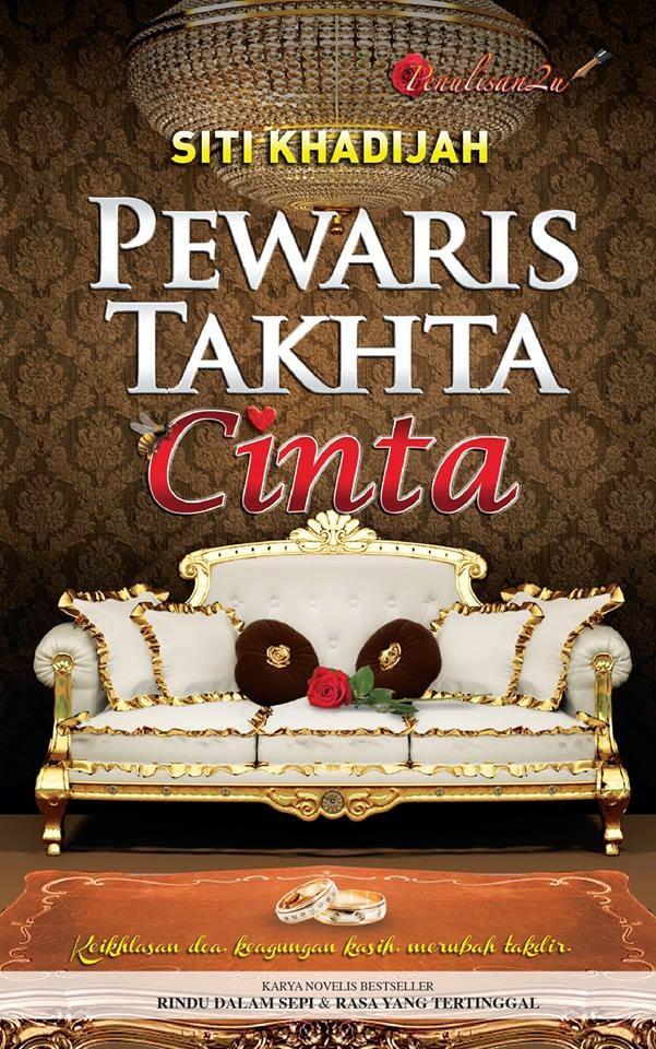 SEPTEMBER 2014: PEWARIS TAKHTA CINTA