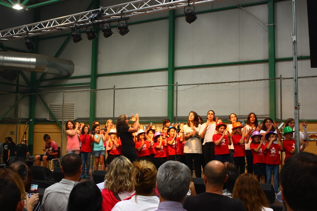 Festa Major de l'Escola 2016