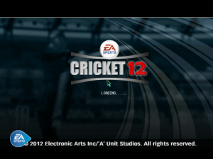 EA Sports Cricket 2012 Patch