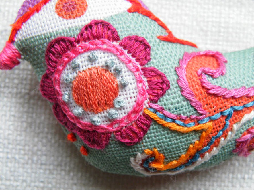 Little Bird No.2 detail