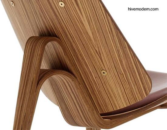 Arquitectura de casas sillas modernas de madera dise o - Muebles de madera de diseno ...