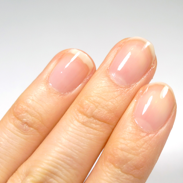The Office Chic: Essie In Action: Weak Nails Saver... Or Not?