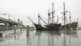 7  Nao+Victoria+and+El+Galeon+Jan+2014 St. Francis Inn St. Augustine Bed and Breakfast