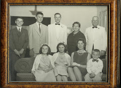 Walter and Mae Robb Family 1960