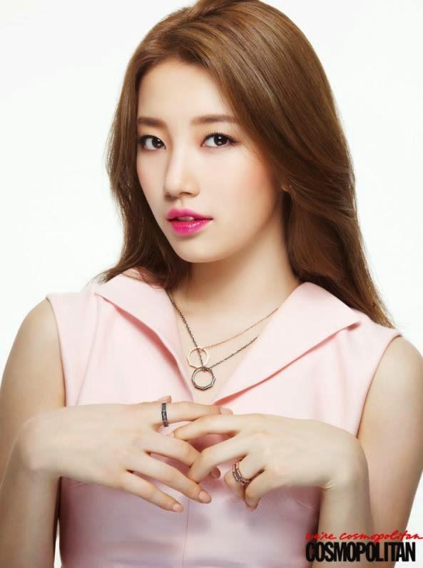 Bae Suzy Cosmopolitan Magazine 2014 Picture