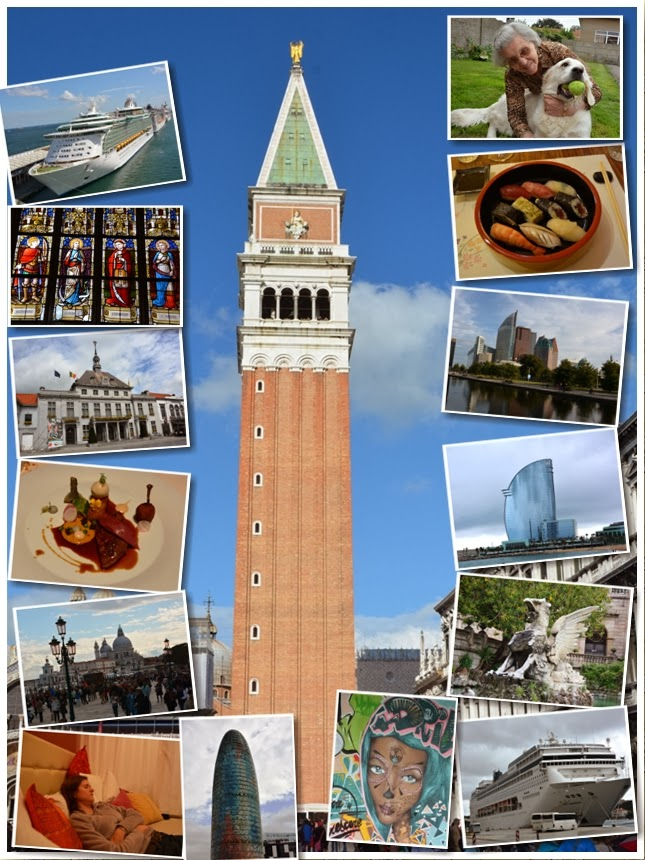 Collage Europe