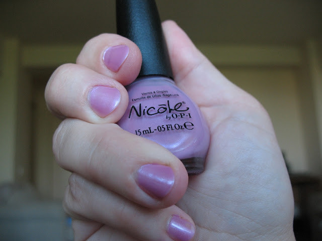 Nicole by OPI nail polish - Play Fair