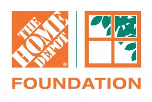 the home depot foundation locations logo