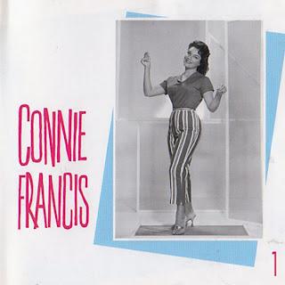 Connie Francis – Kissin', Twistin', Goin'  Disc 01