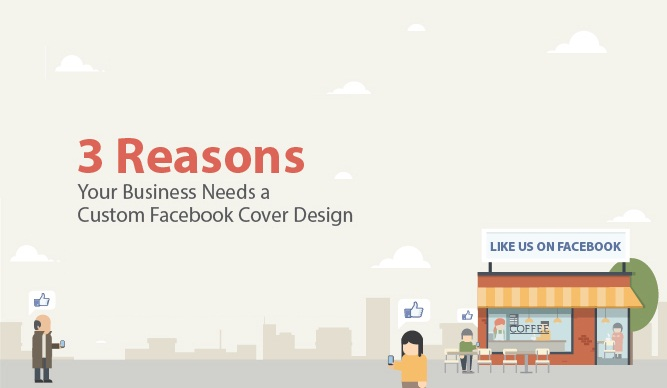 #Infographic: Increase engagement with a #Facebook cover redesign - #socialmedia