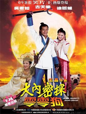 Đại Nội Mật Thám Linh Cẩu - On His Majestys Secret Service (2009)