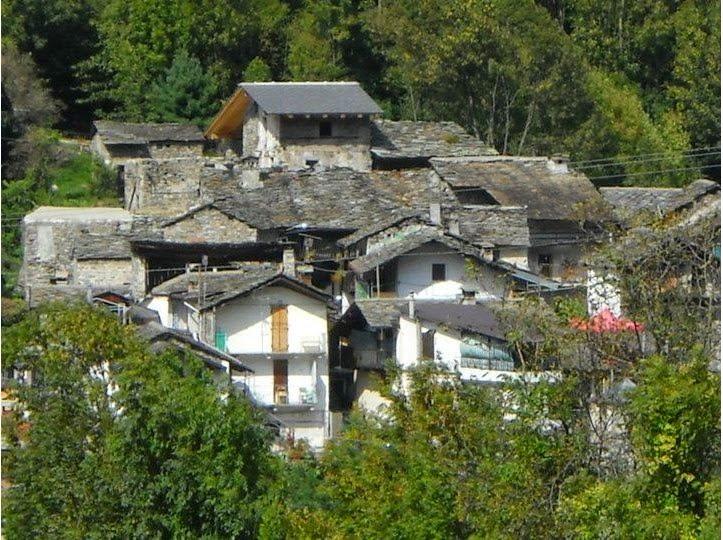 деревня в италии